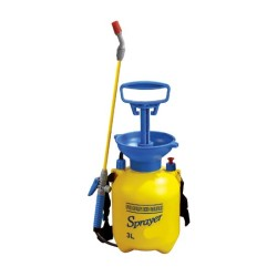 Shoulder Pressure sprayer 3liter Shoulder Pressure sprayer air press sprayer PP sprayer compressor sprayer  pressure sprayer 2 Gallon sprayer