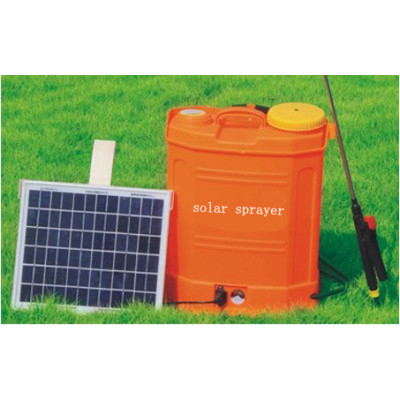 Solar sprayer, Solar Energy Powered Agriculture Sprayer, Agriculture Solar Sprayer, Solar Power Sprayer, Battery Operated Solar Sprayer