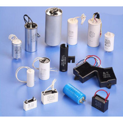 AC Motor Run Fan Capacitor Film Capacitor Cbb60 Cbb61 Bangladesh Capacitors START capacitor motor capacitor fan running capactior