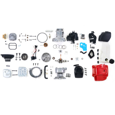 mist duster mistblower backpack power sprayer  motorized sprayer  piston  ring cylinder exhaust  muffler coil  gaskets spark crankshaft
