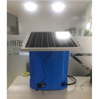 Solar sprayer Energy Powered Agriculture Sprayer Agriculture sun Sprayer Solar Power Battery Operated Solar
