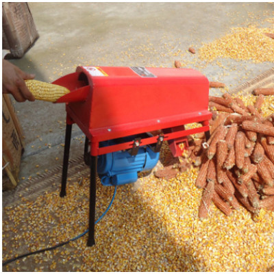 electric Corn Threshing Machine electric seed-busking shelling motor Maize Threshing corn machine