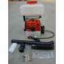 STIHL model mist blower Sprayer Stihl SR 420 Backpack power  sprayer