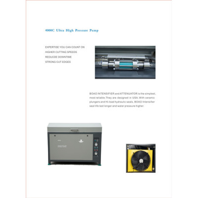 Waterjet Cutting Pump,Waterjet Pump System