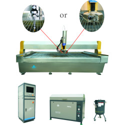 BOAO Waterjet cutting head