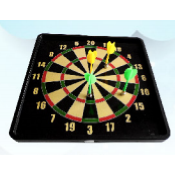 2 IN 1 MANGETIC DARTBOARD