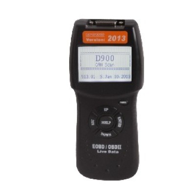 D900 CANBUS OBD2 Code Reader 2013.1 Version