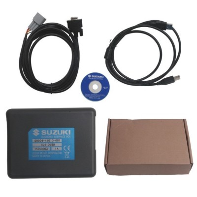 SDS For Suzuki Motorcycle Diagnosis System Support Multi-Languages