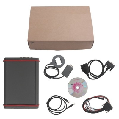 SVDI Diagnostic Interface For VW BMW With VAG Command V18+BMW Commander+Immoplus+Tag Key Tool