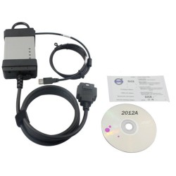 2012D VOLVO VIDA DICE Diagnostic Tool