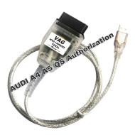 AUDI A4 A5 Q5 Authorization for VAG KM IMMO Tool and Micronas OBD TOOL (CDC32XX) Cable