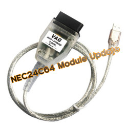 NEC24C64 Update Module for Micronas OBD TOOL (CDC32XX) V1.3.1 and VAG KM + IMMO Tool