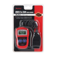 Autel AutoLink AL301 OBDII/CAN Code Reader Clear DTCs Easiest-To-Sse Tool For DIY Customers