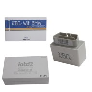 Newest iOBD2 BMW Diagnostic Tool For iPhone/iPad With Multi-Language By Bluetooth