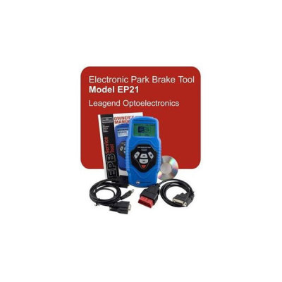 Electronic Parking Brake (EPB) Service Tool EP21 (Multilingual Updatable)