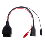 Fiat 3pin Alfa Lancia to 16 Pin Diagnostic Cable
