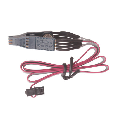 EEPROM SOIC 8pin 8CON Cable for Tacho Universal Jan version NO.44
