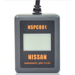NSPC001 Nissan Automatic Pin Code Reader