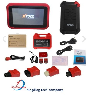 XTOOL X-100 PAD 2 Special Functions Expert Update Version of X100 PAD
