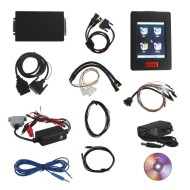 New Genius & Flash Point OBDII/BOOT Protocols Hand-Held ECU Programmer Touch MAP