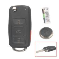 YH 315MHZ 3 Button Remote Key for VW Touareg