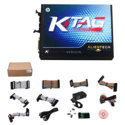 Buy V2.13 FW V6.070 KTAG Master Version with Unlimited Token Get Free ECM TITANIUM V1.61 with 18475 Driver