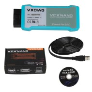 VXDIAG SuperDeals WIFI Version VXDIAG VCX NANO 5054 ODIS V3.03 Support UDS protocol and Multi-language