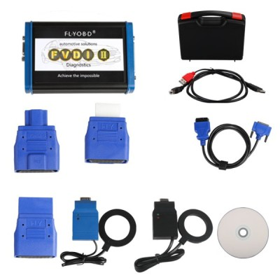 2016 FVDI2 Fiat Commander For Fiat/Alfa Lancia V5.7 Software USB Dongle