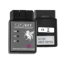 2017 TOYO KEY OBD II KEY PRO Support Toyota G & H All Key Lost Work with MINI CN900 & MINI ND900