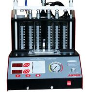 CT200 Fuel injector Cleaner and Tester 220V/110V With English panel better than CT100 CNC-602A