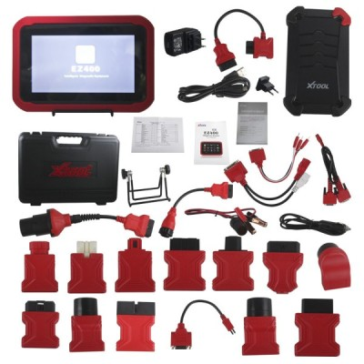 XTOOL EZ400 Diagnosis System with WIFI Support Android System and Online Update