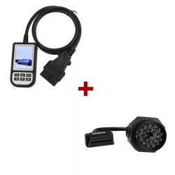 Creator C110 V4.3 BMW Code Reader with BMW 20 Pin Connector