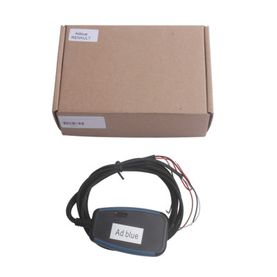 Truck Adblueobd2 Emulator For Renault Heavy Duty Diagnose