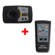 Original Xhorse VVDI2 for VW/Audi/BMW/Porsche Full Version Get Free Xhorse Remote Tester for Radio Frequency Infrared