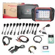 CAR FANS C800 Heavy Duty Diagnostic Scan Tool Truck Scanner for Commercial Vehicle