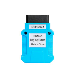 EasyKeyMaker Honda Key Programmer Supports Honda/Acura Including All Keys Lost