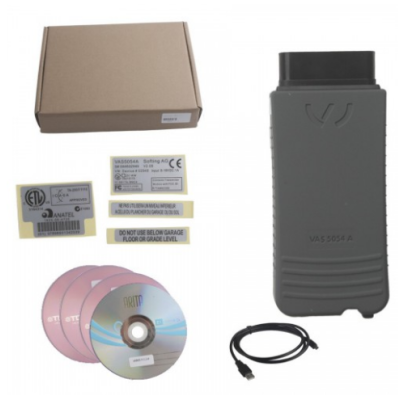 Best VAS 5054A ODIS V4.3.3 Bluetooth Support UDS Protocol With OKI Chip Multi-languages