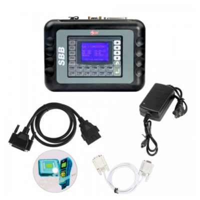 Latest Version V46.02 SBB Key Programmer Multi-language