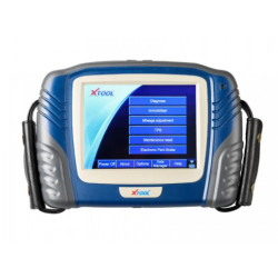 New Released XTOOL PS2 GDS Gasoline Bluetooth Diagnostic Tool with Touch Screen Update Online Warranty for 3 Years