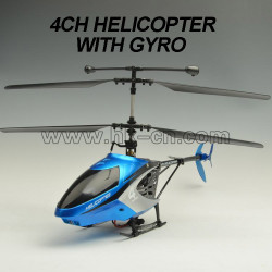 4CH Helicopter with gyro