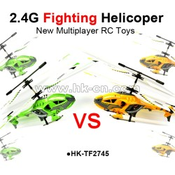 2.4G 3.5CH fighting rc helicopter /battle rc helicopter