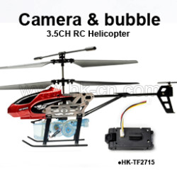 3.5CH Camera RC Helicopter
