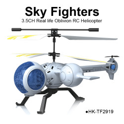 3.5CH change 4.5CH Sky Fighters Oblivion RC Helicopter Hot Sale RC Toys