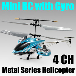 TOYABI Multifunction 4CH mini Avatar RC Helicopters
