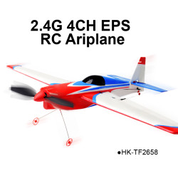 Redbull RC Airplane/4CH EPO RC Glider/2.4G Zivko Edge 540 Model toys