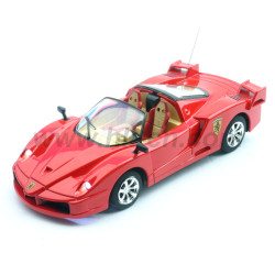 RC Die-cast toys Car With Light