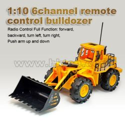 1:10 6channel remote control bulldozer(HK-TV2068)