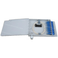 Wall mount Termination Box 6 Port