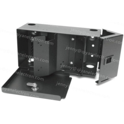 Fiber Wall Mount Distribution Panel Box, with lock, 2 plates