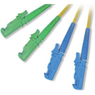 E2000 Fiber Optic Patch Cord with E2000 fiber optic connectors
